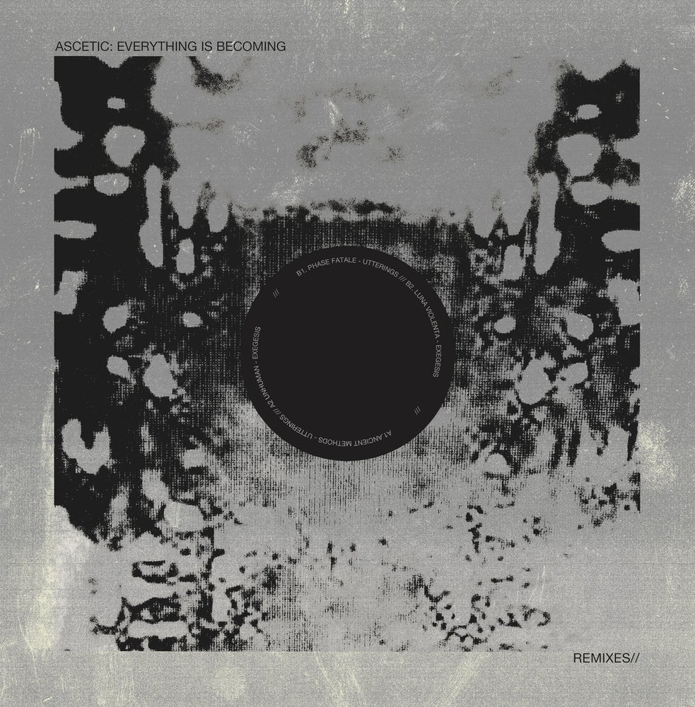 Image of [IOD015] Ascetic: - Everything Is Becoming Remixes EP 12""