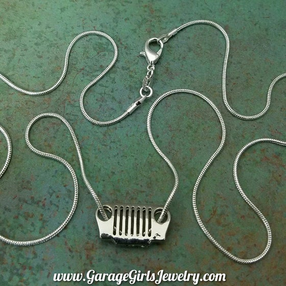 Image of It's A Jeep Thing.. Necklace