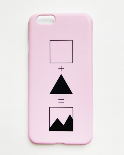 Image of Mountain iPhone Case