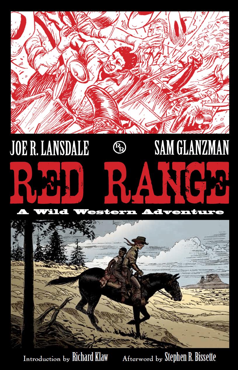 Image of RED RANGE: A Wild Western Adventure