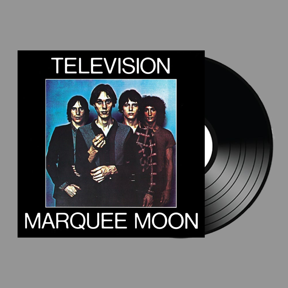 Image of Television - Marquee Moon Vinyl Record (180 gram)