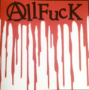 """Image of ALLFUCK - S/T 7"""""""