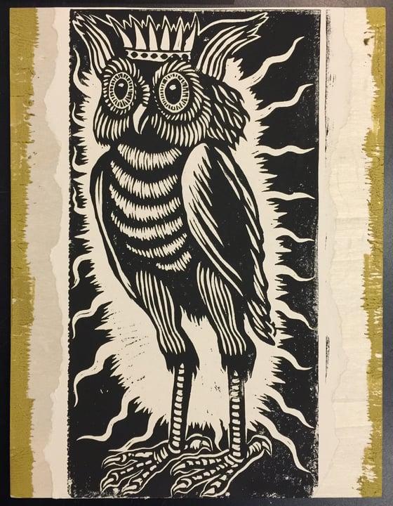 Image of King Buzzo Owl