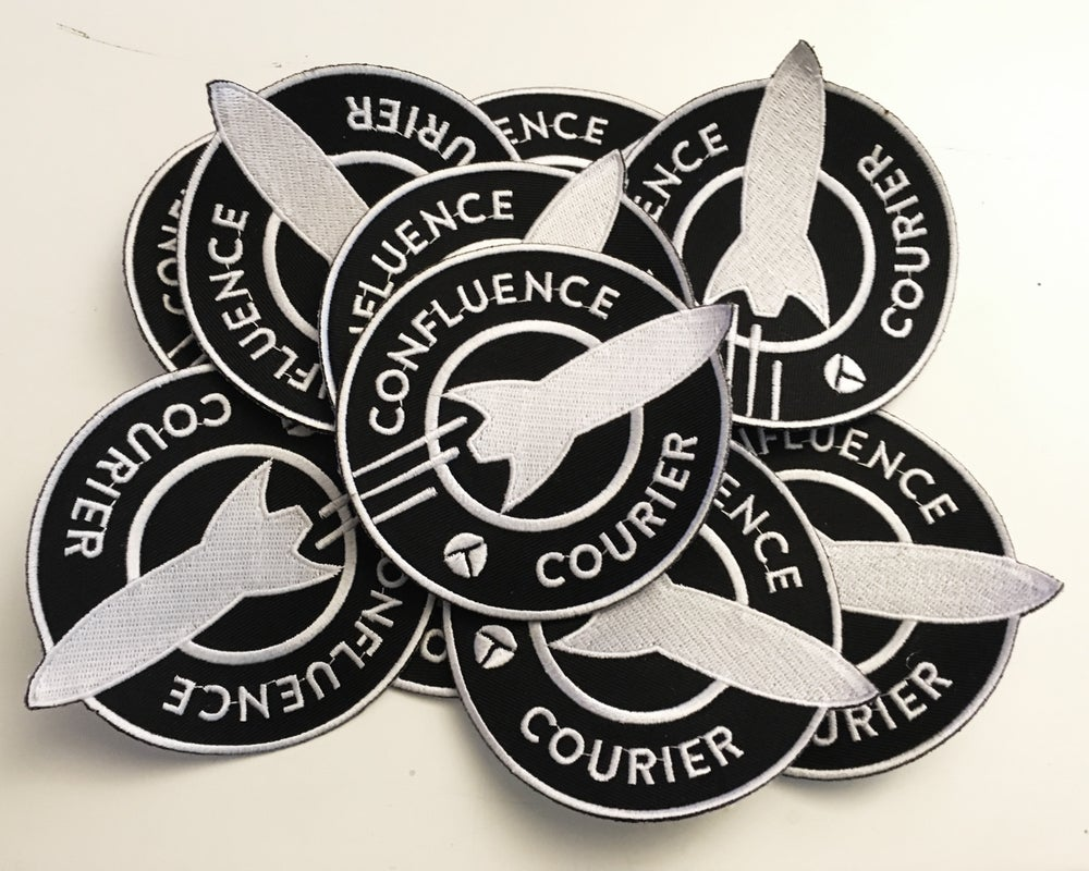 Image of delivery boy patches