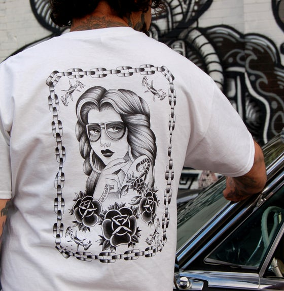 Image of TAT GIRL TEE