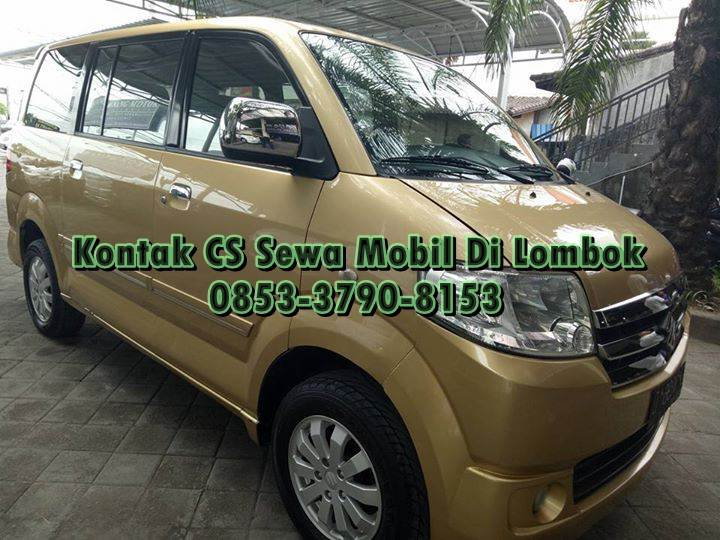 Image of Mencari Sewa Mobil Murah di Lombok Lepas Kunci