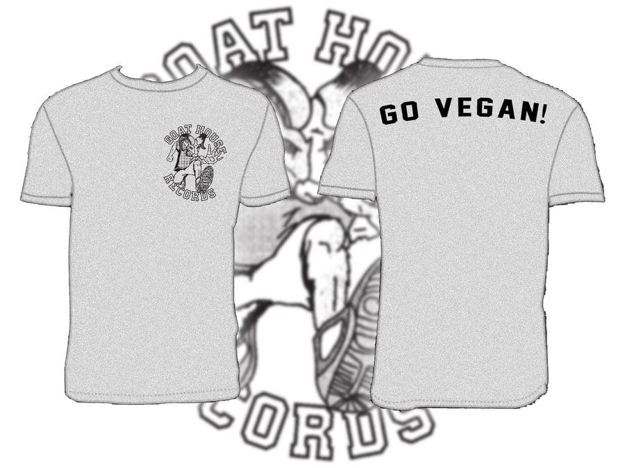 Image of Go Vegan! Champion Brand T