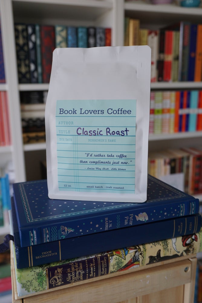 Image of Classic Roast (whole bean), 12 oz.