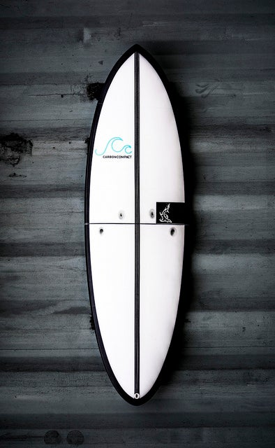 Image of 5' 8 Carbon Compact Speed Pin