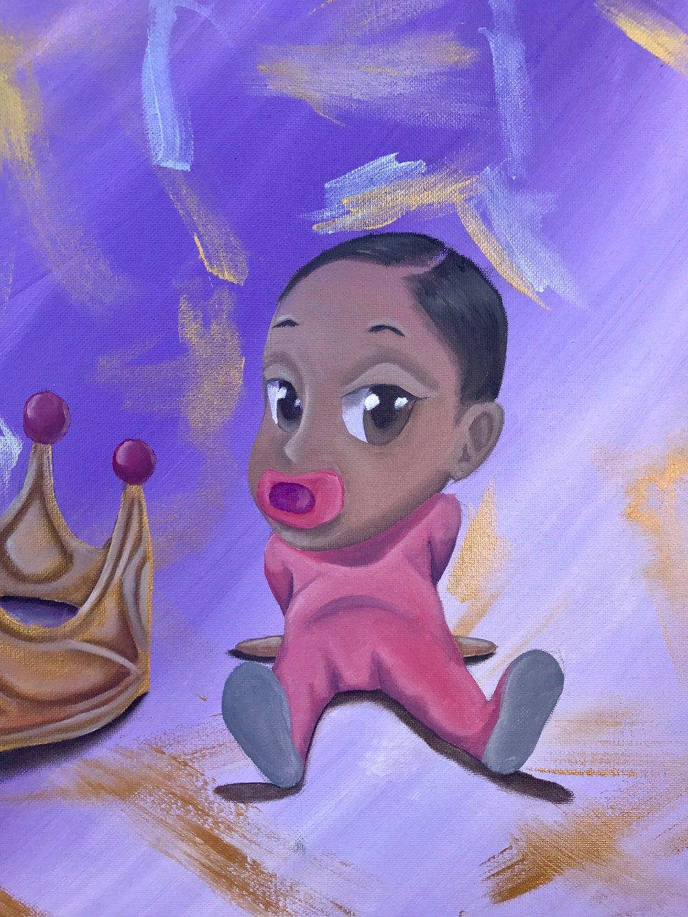"""Image of """"Princess Kitah"""""""