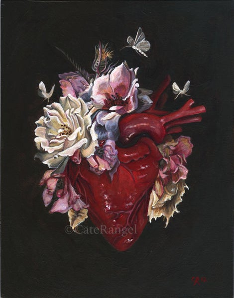 Image of Corazon - Open Edition Print 8x10