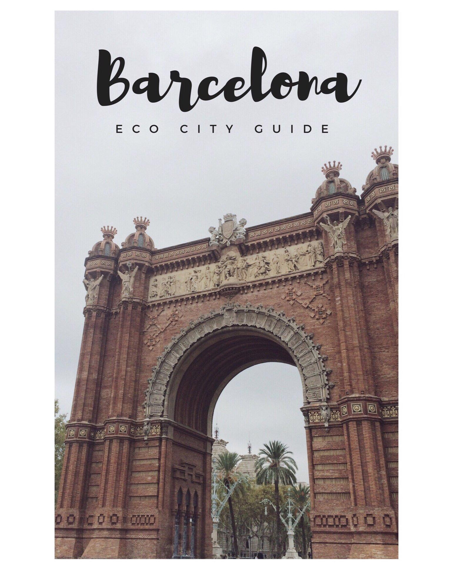Image of BARCELONA ECO-GUIDE