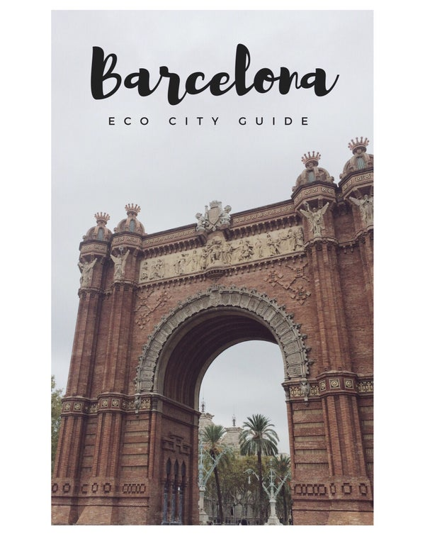 Image of BARCELONA ECO-GUIDE