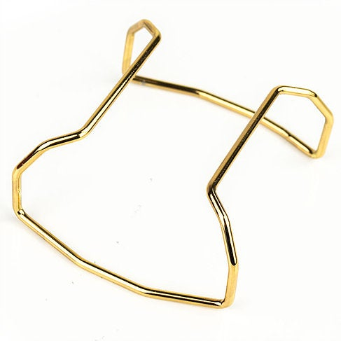 Image of Roll Cage - Protective Bar - 24k Gold Tone