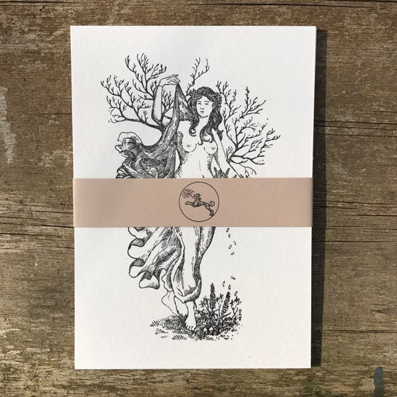 """Image of """"Memories Of Times Past"""" Letterpress Prints Collection"""