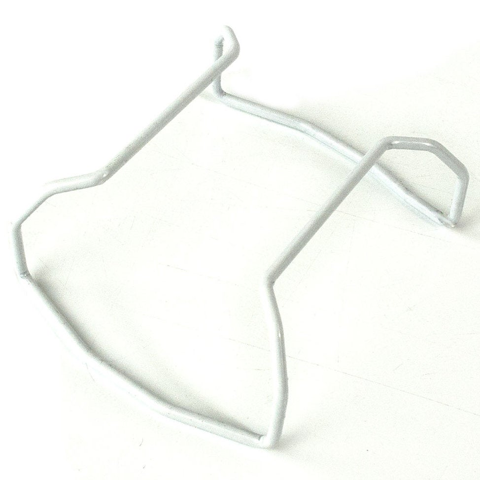 Image of Roll Cage - Protective Bar - White