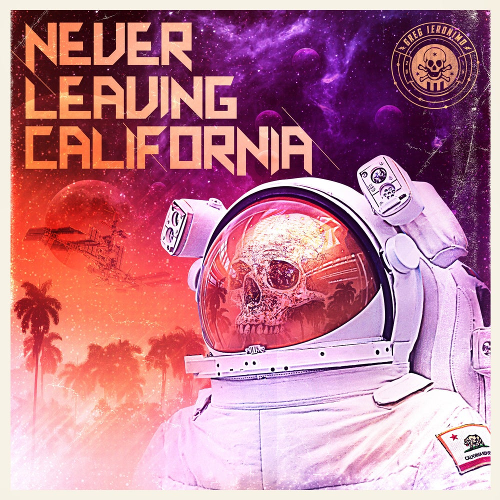 Image of Never Leaving California