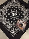 "HATEWEAR BANDANA + AUTOGRAPHED JASTA ""THE LOST CHAPTERS CD"