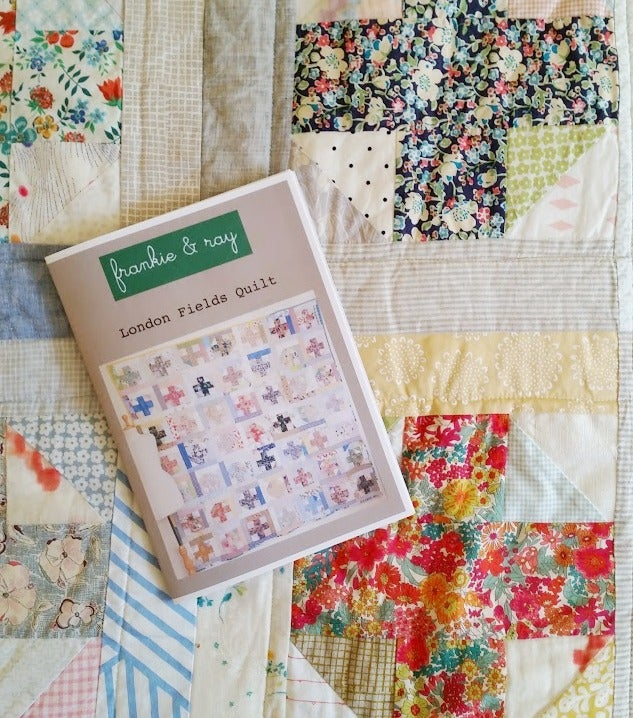 Image of London Fields Quilt pattern