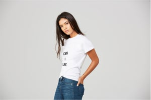 Image of Can I Live?  Poly tee