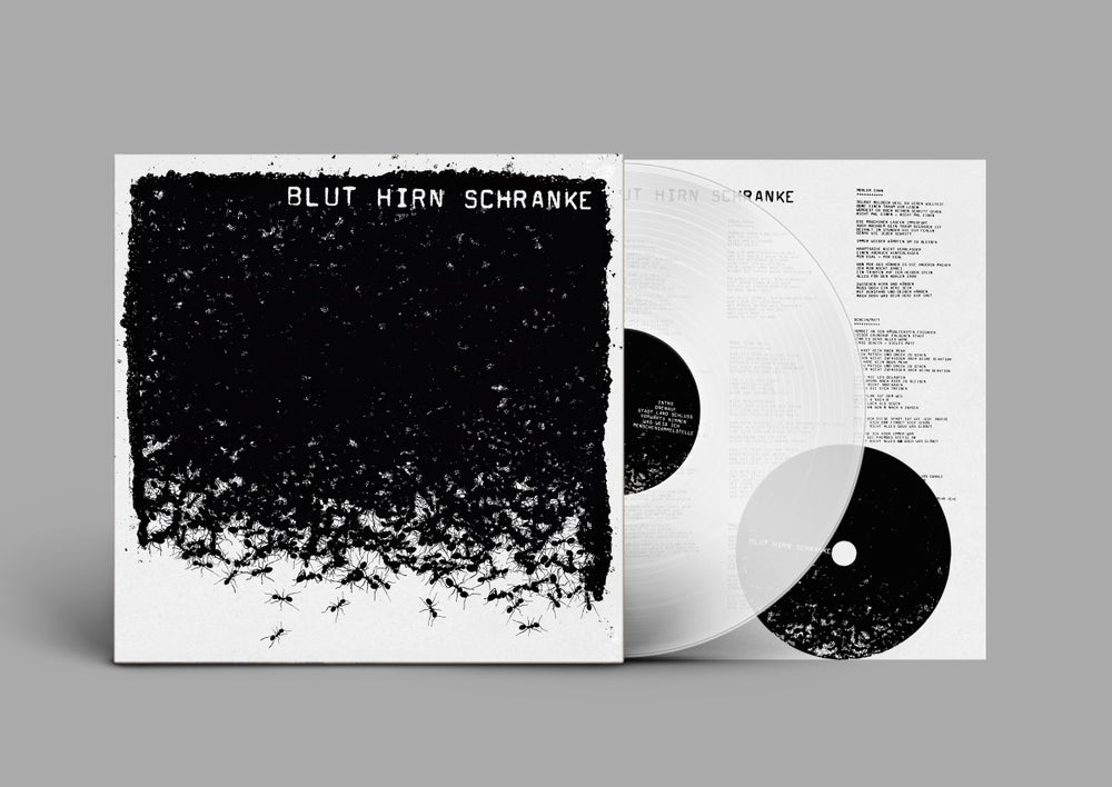 Image of s/t - LP + CD + MP3 - (2nd Press)
