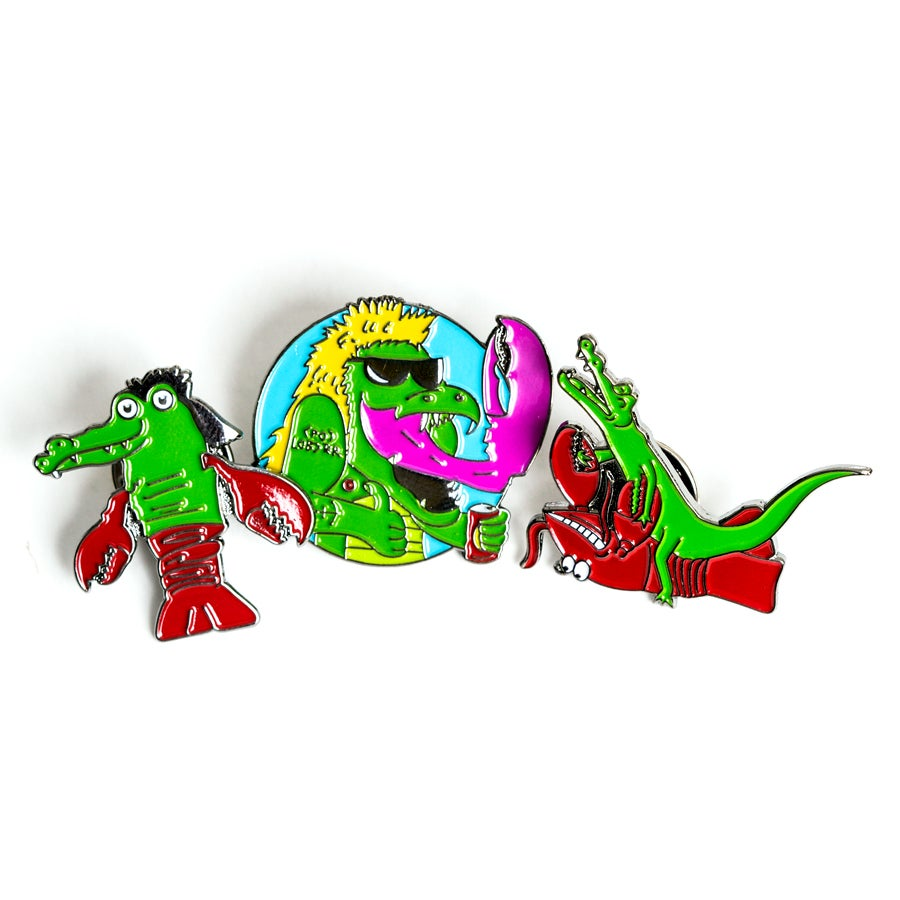 Image of Relaxatation Pins