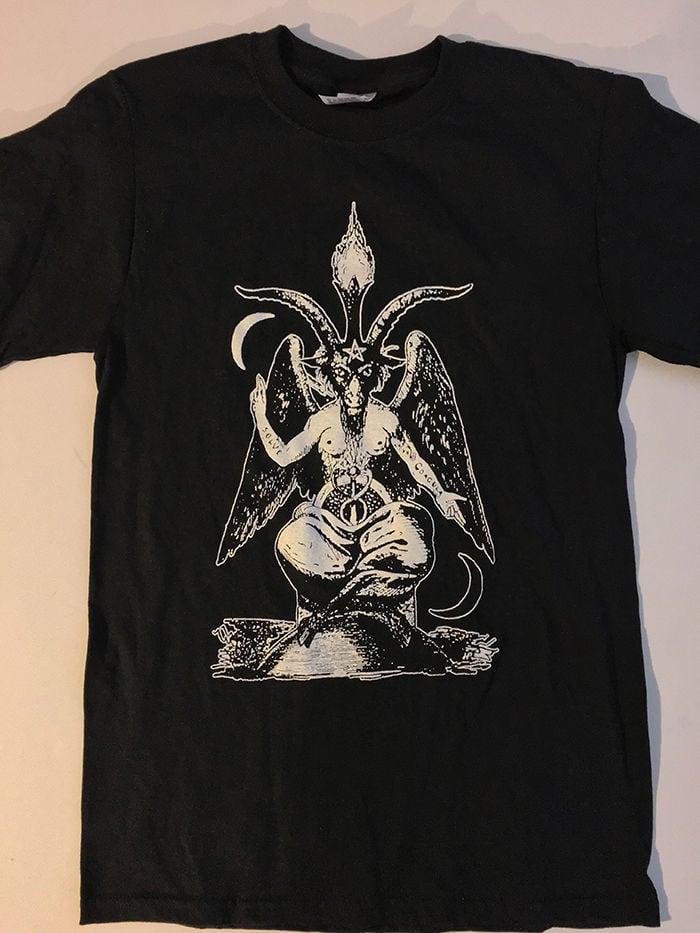 Image of Baphomet -  T shirt