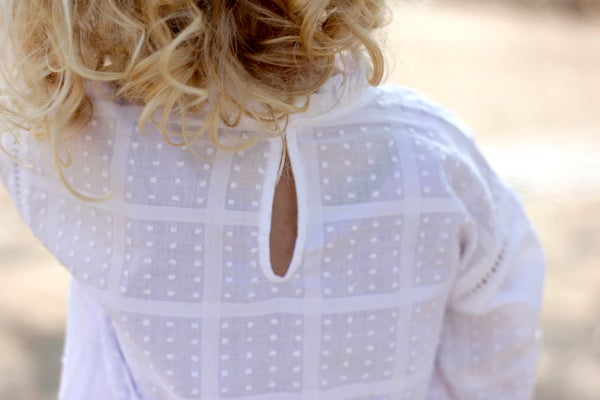 Blouse Claudia Enfant - Maison Brunet Paris