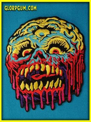 Skull Brain Patch