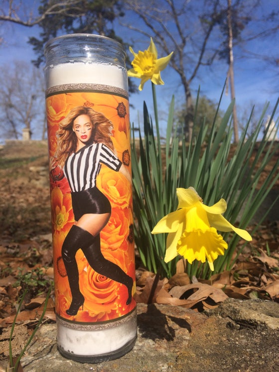 Image of Ref Beyonce Divine Diva Candle