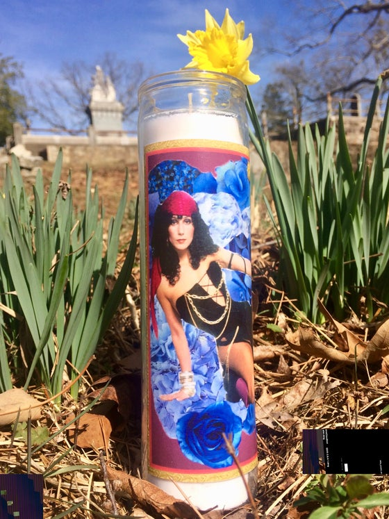 Image of Pirate Cher Divine Diva Candle