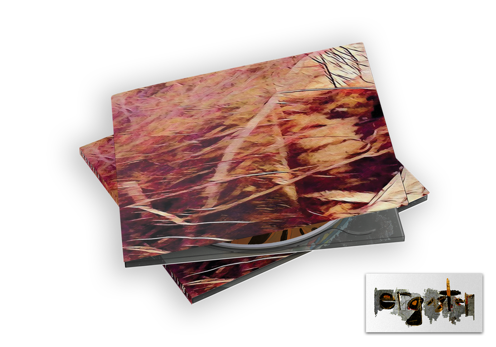 Image of A GREAT DIVIDE - DIGIPAK / STICKER COMBO