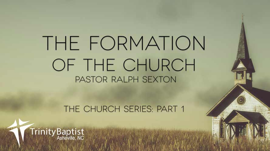 Image of The Formation of the Church