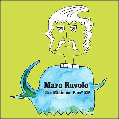 "Image of Marc Ruvolo ""The Minimum-Plus"" CDEP"