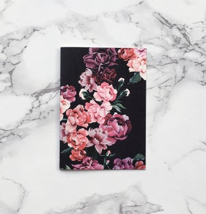 Image of Peonies - Mini greeting card