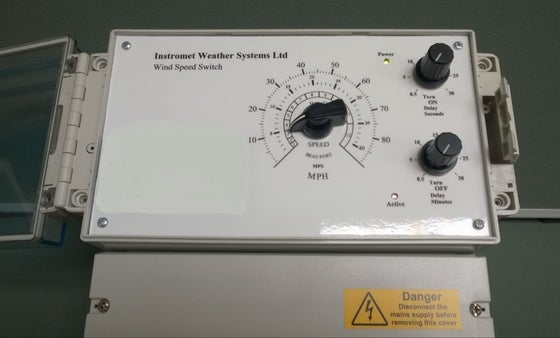 Image of Wind speed switch