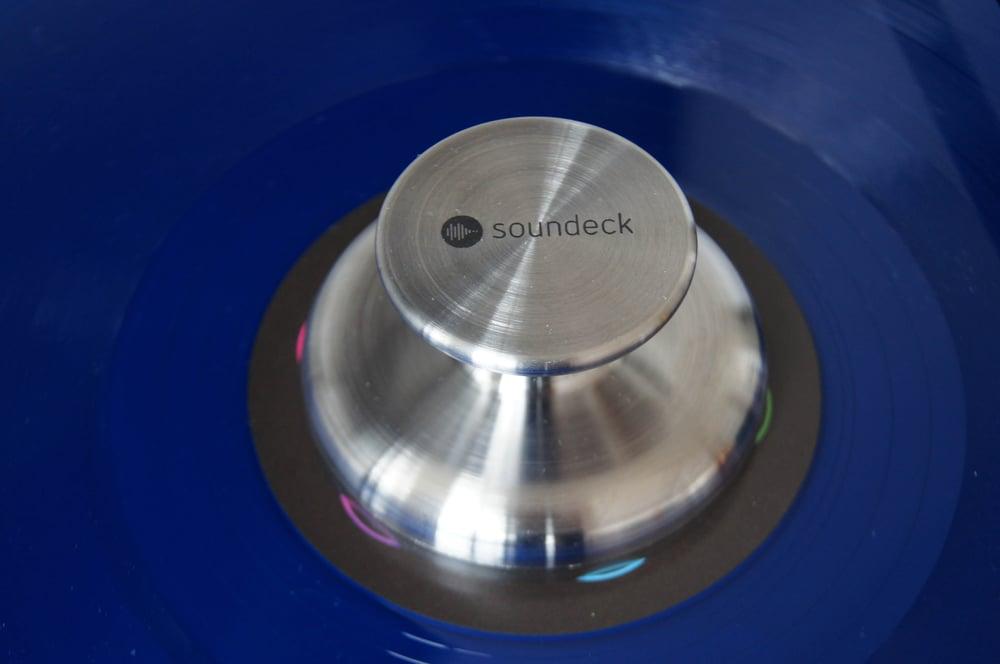 Image of Soundeck Damping Puck Aluminium DPA
