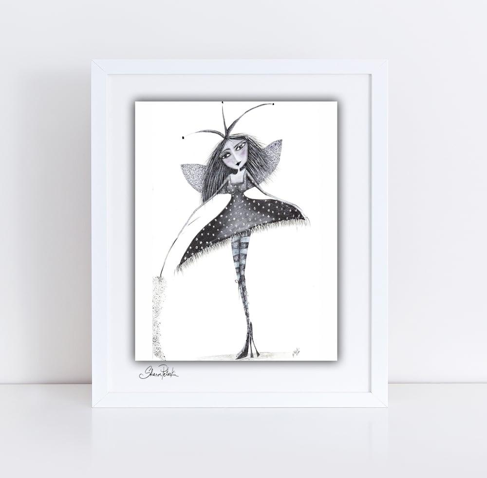 Image of Wishing Fairy PRINT