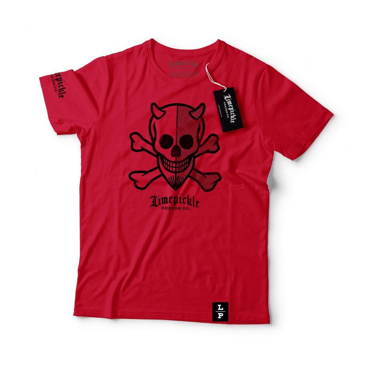 """Image of Limepickle<br>""""Horns"""" S/S T-Shirt"""