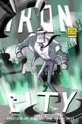 Image of Iron City Book 2 (Fall SALE)