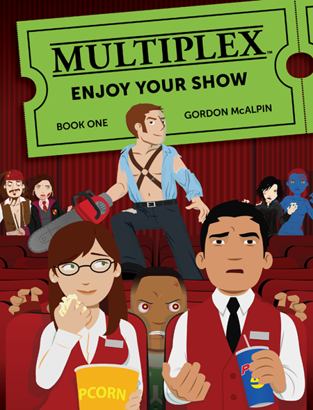 Image of Multiplex: Enjoy Your Show (Book One)