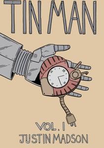 Image of Tin Man Vol. 1