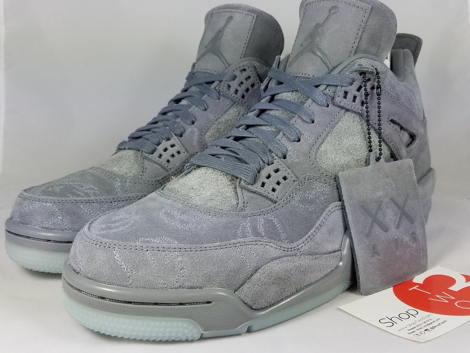 Image of Jordan 4 Retro Kaws