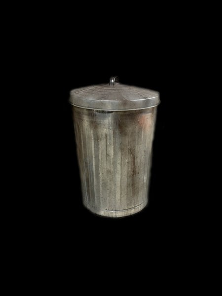 Image of Haunted Trash Can
