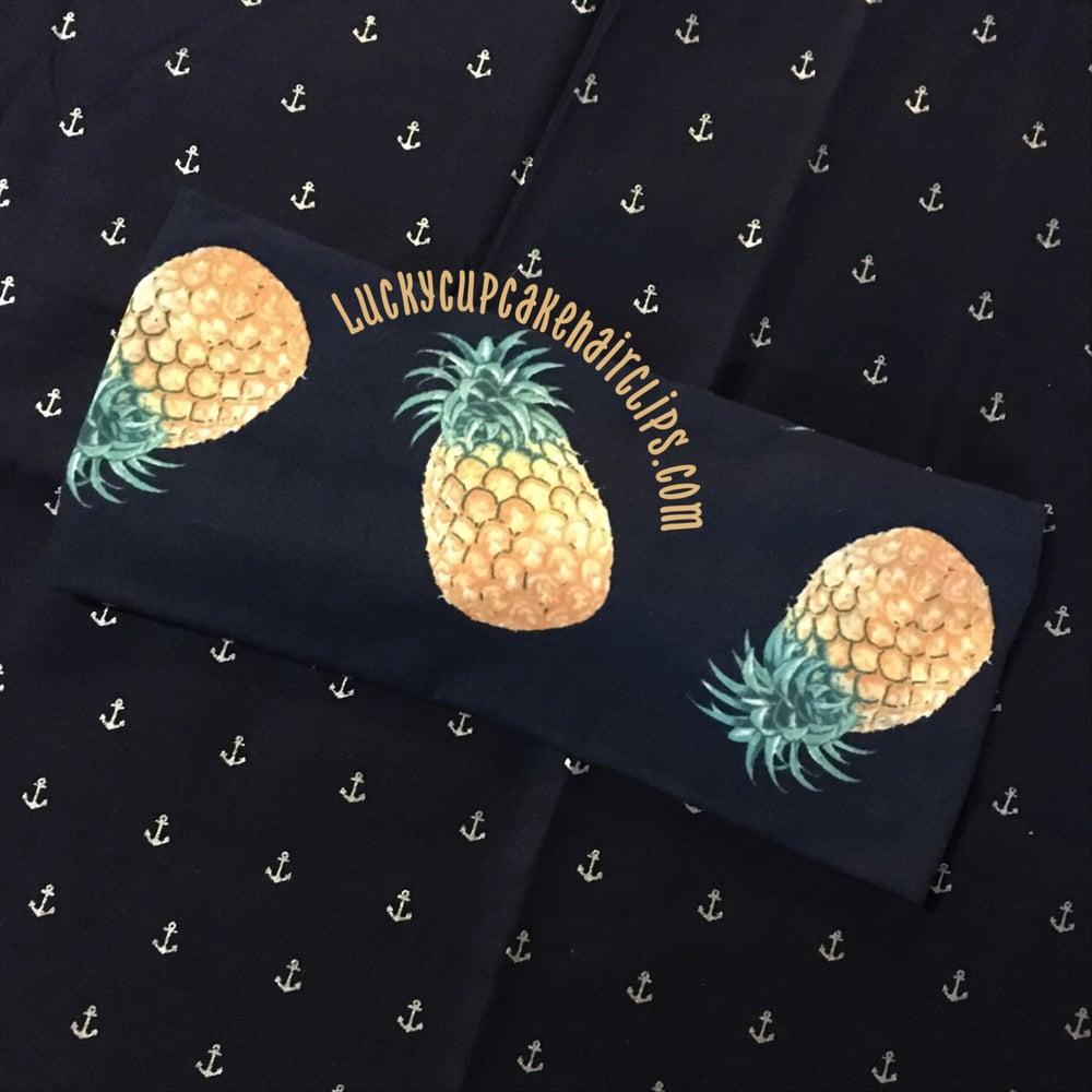 Image of Pineapple Turban🍍