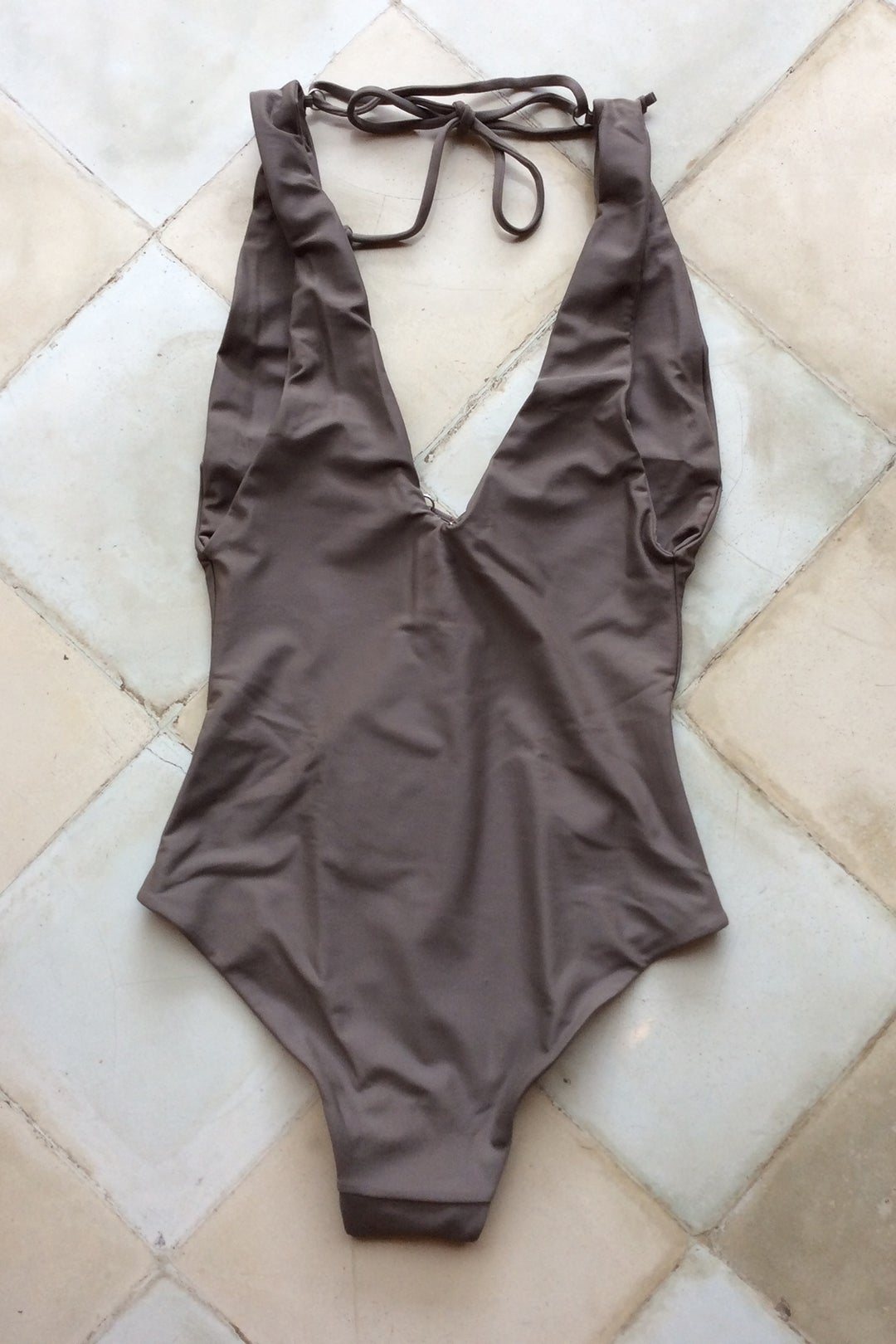 Image of ELLETRA SWIMSUIT - MINERAL