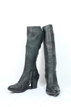 Image of Carol Christian Poell Rare Female 2009 High Heel Boots