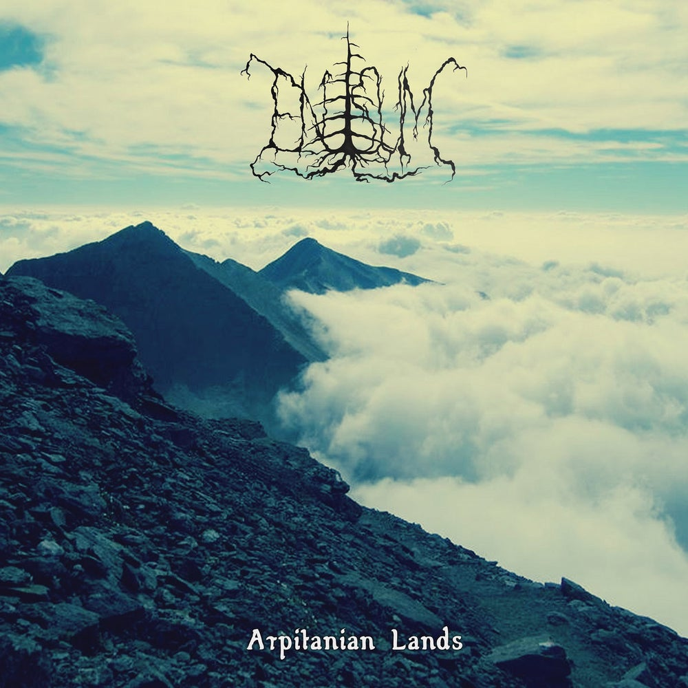 Image of Enisum 'Arpitanian Lands' Reissue CD