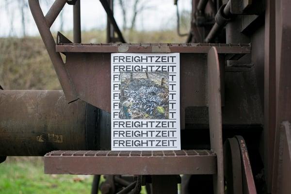 Image of FREIGHTZEIT Magazin, Ausgabe 1