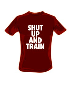 Image of Red Long/Short Sleeve Men's Dri-Fit